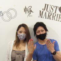輪ファミリー結婚指輪IMG_5757